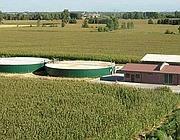 Un impianto di biogas